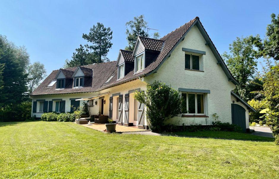 Vente maison 8 pièces 190 m² à Saint-Josse (62170), 630 000 €