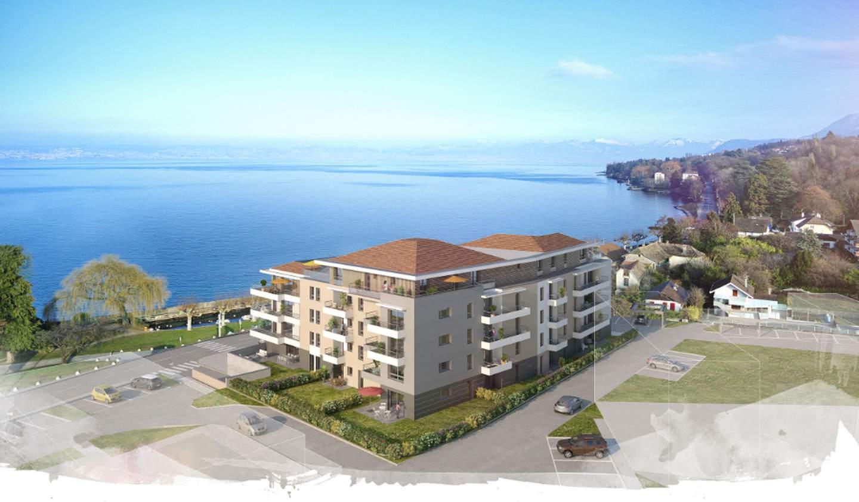 Appartement avec terrasse Amphion les bains
