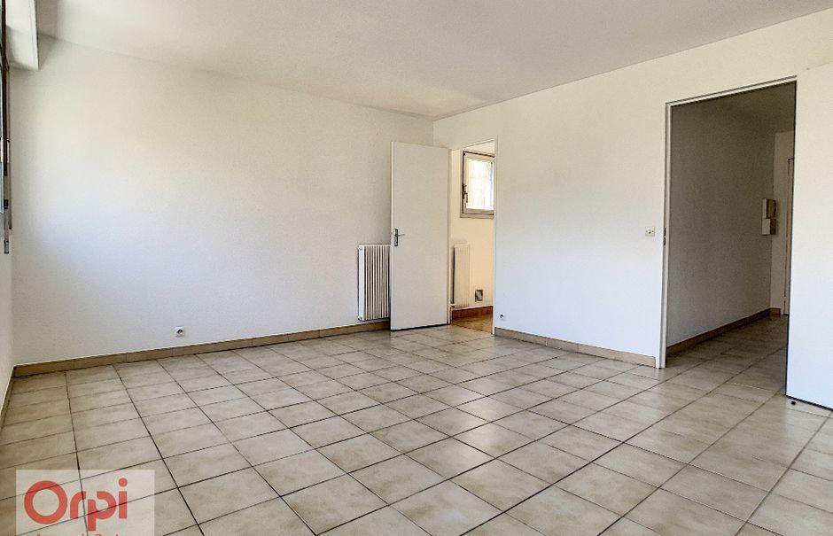 Location  studio 1 pièce 37.7 m² à Vallauris (06220), 500 €
