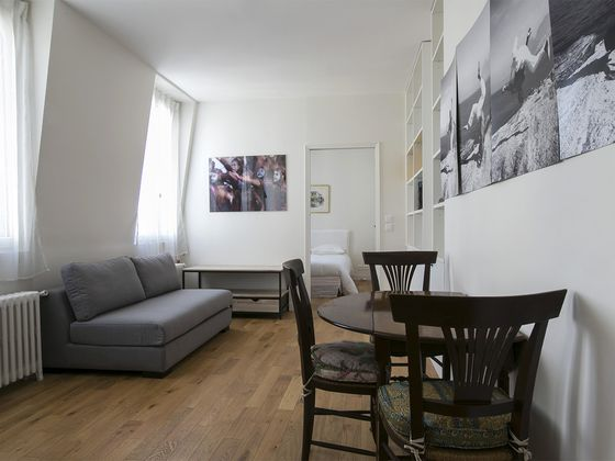 Location appartement meublé 2 pièces 31 m2