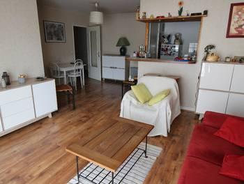 Appartement 2 pièces 47,91 m2