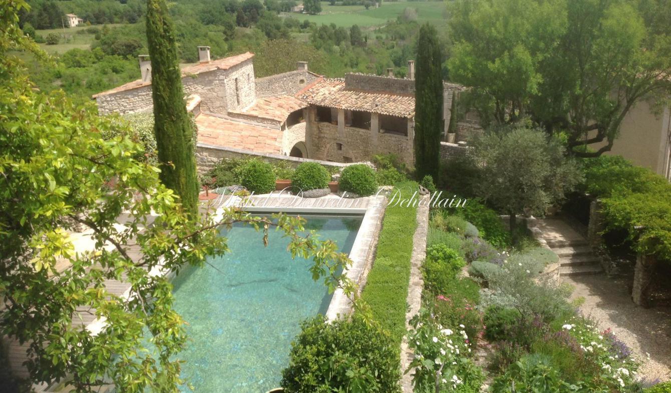 Property with pool Céreste