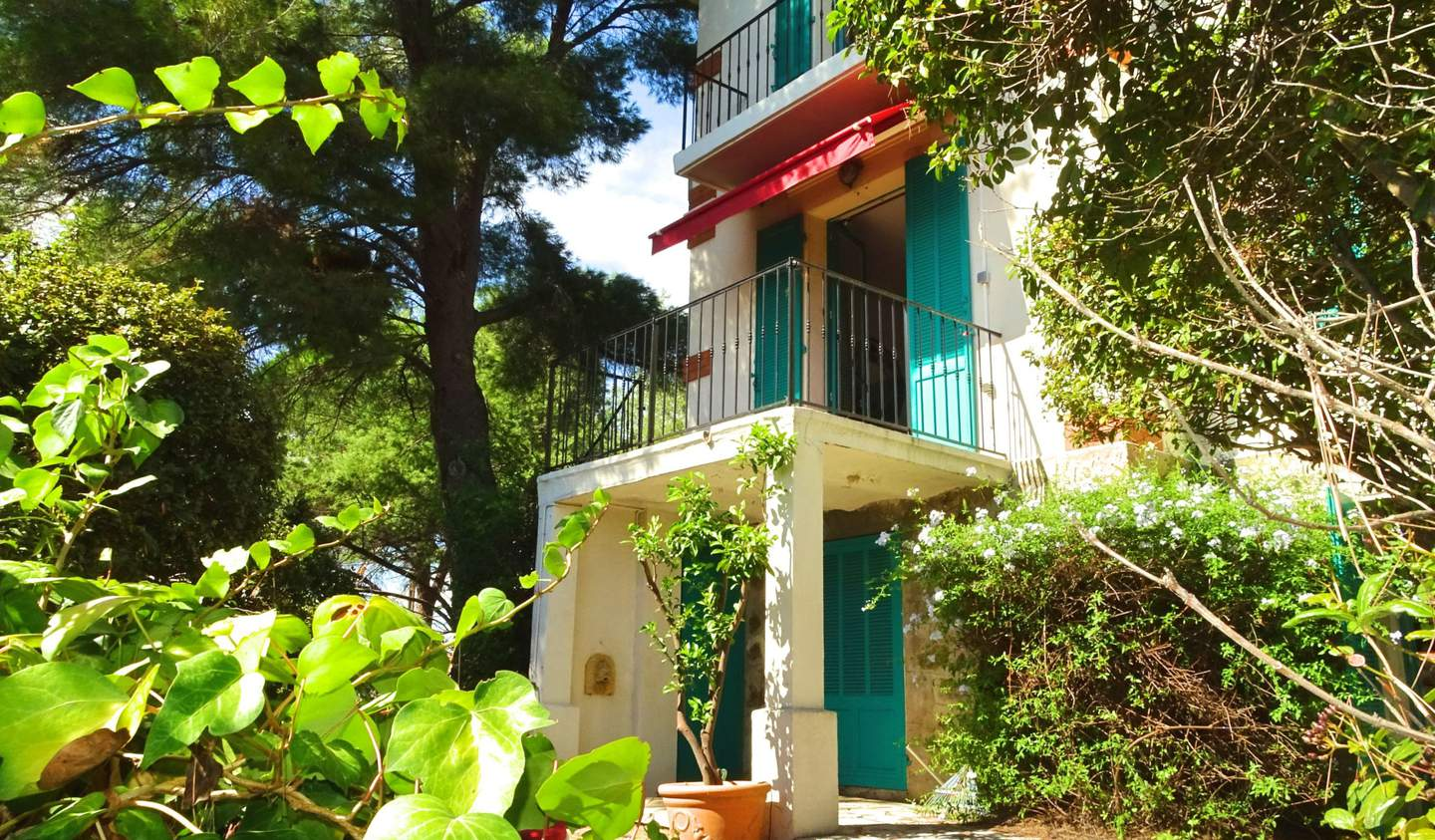 House with terrace Sainte-Maxime