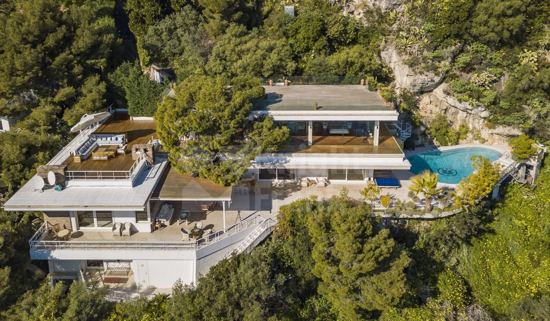 Villa with pool and garden Roquebrune-Cap-Martin