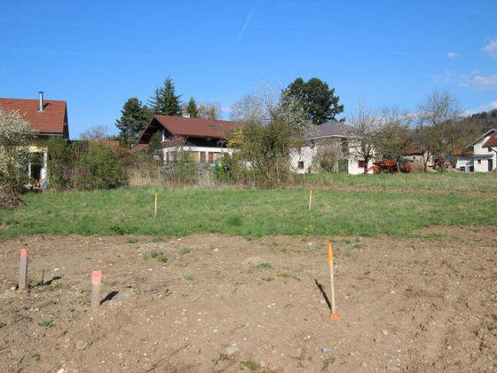Vente terrain à bâtir 516 m2