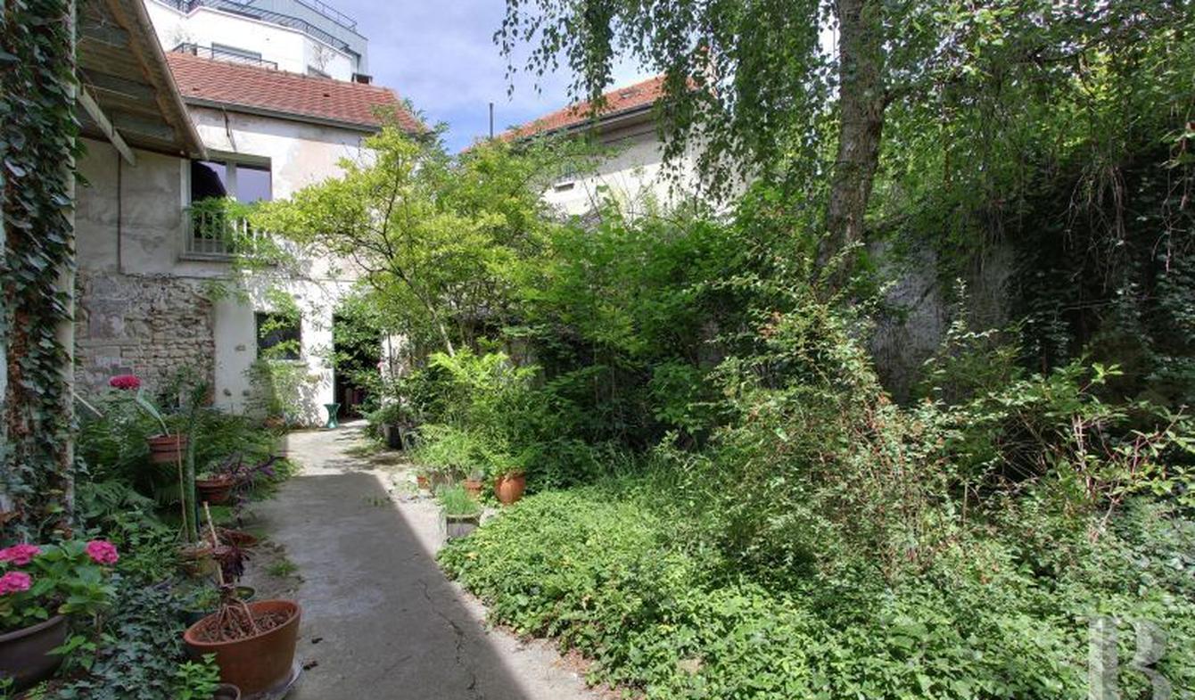 Maison avec terrasse Romainville