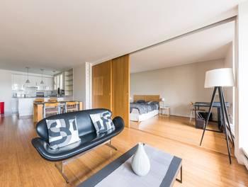 Appartement meublé 2 pièces 60,42 m2