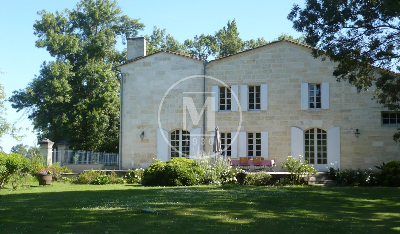 House with terrace Libourne