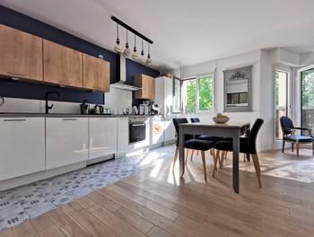 Appartement 4 pièces 97,19 m2