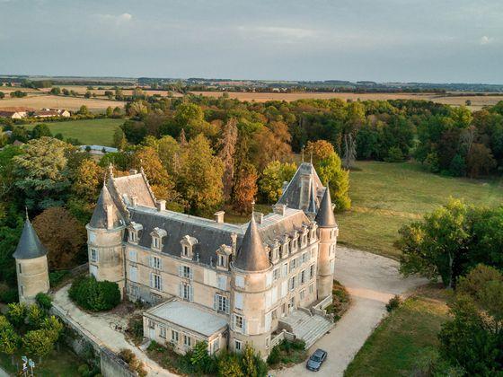 Vente château 40 pièces 2300 m2