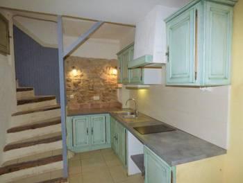 Maison 2 pièces 62,6 m2