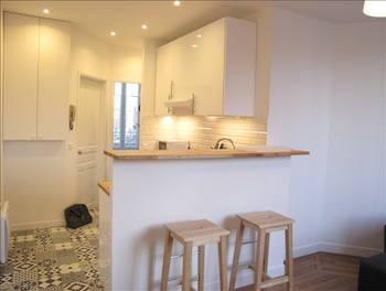 Appartement meublé 2 pièces 30,69 m2