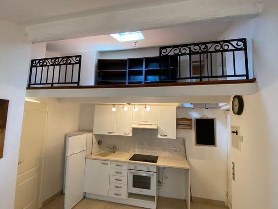 Location appartement 2 pièces 30,46 m2