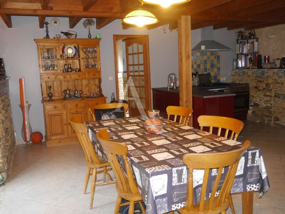 Vente maison 5 pièces 125,85 m2