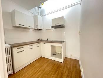 Appartement 2 pièces 51,21 m2
