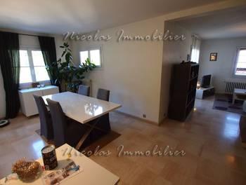 Appartement 5 pièces 124,5 m2