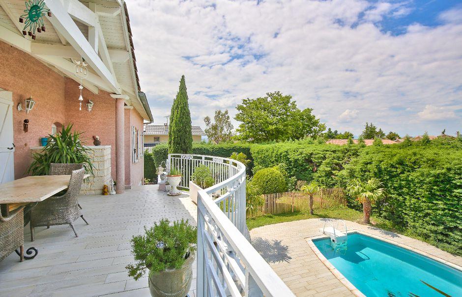 Vente maison 5 pièces 170 m² à Seyssuel (38200), 680 000 €