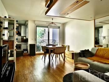 Appartement meublé 2 pièces 47,56 m2