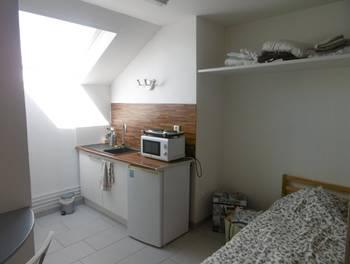 Studio meublé 9,4 m2