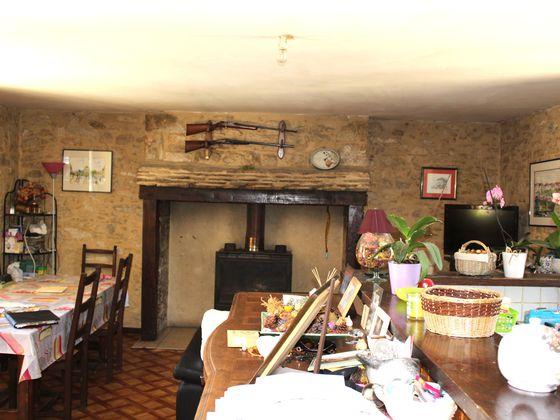 Vente maison 5 pièces 83,1 m2