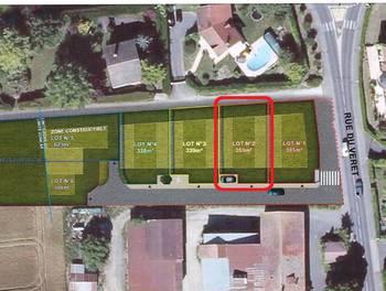 Terrain 353 m2