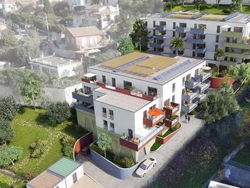 Appartement 2 pièces 44,81 m2