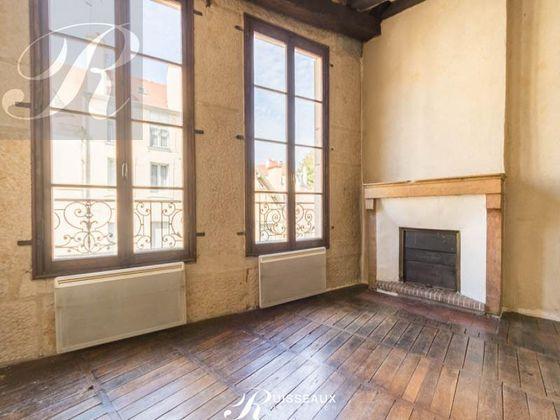 Vente appartement 2 pièces 44,1 m2