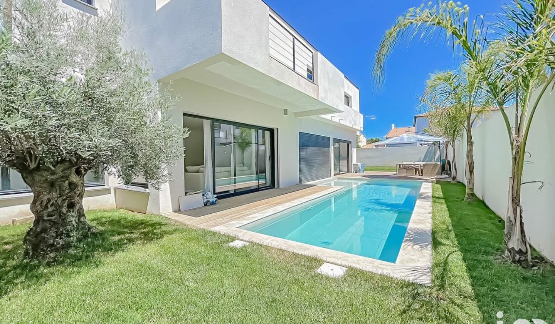 Maison avec piscine et terrasse Perols