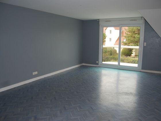 Vente appartement 4 pièces 62,54 m2