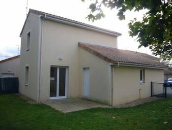 Maison 3 pièces 60,72 m2