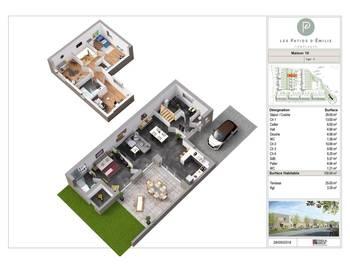 Maison 5 pièces 281 m2