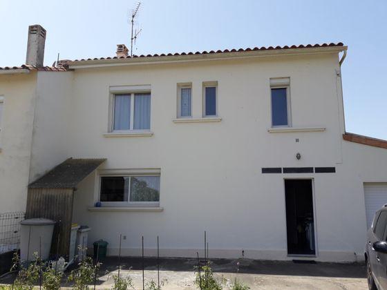 Vente maison 4 pièces 74,65 m2