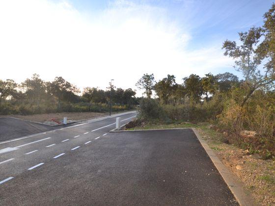 Vente terrain 809 m2