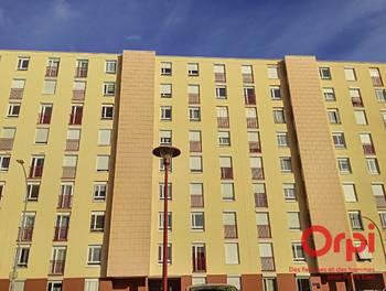 Appartement 2 pièces 58,71 m2
