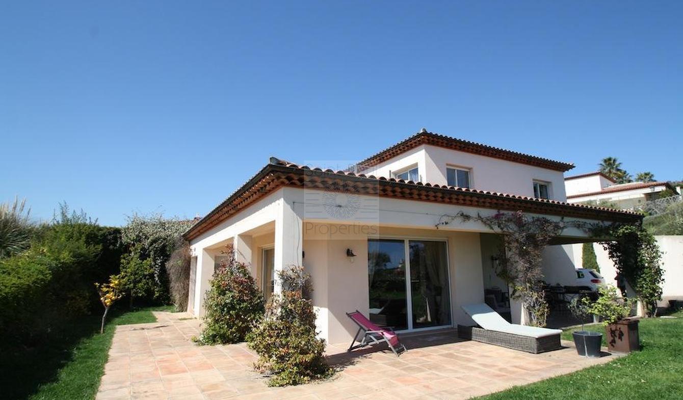 Villa avec terrasse Villeneuve-Loubet