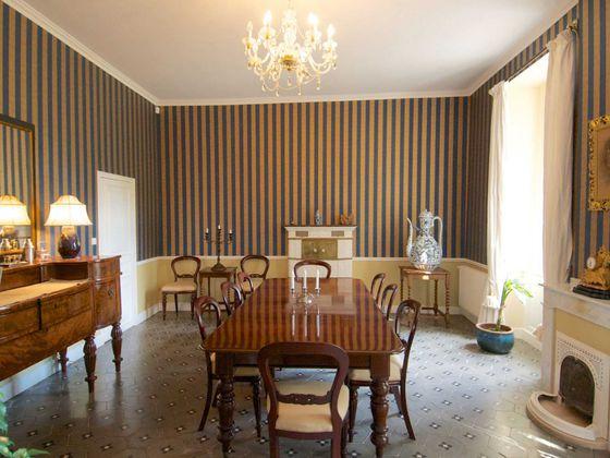Vente château 12 pièces 520 m2