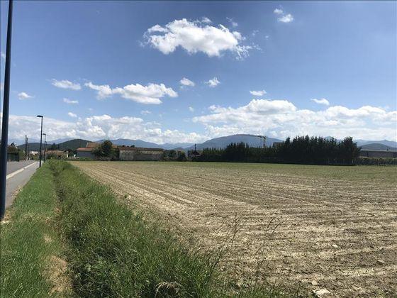 Vente terrain 1539 m2