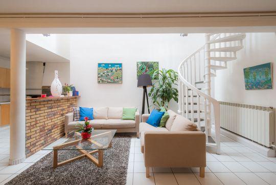 Paris 19th Luxury Loft for Sale: Buy Luxurious Loft