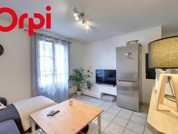 Appartement 2 pièces 31,22 m2