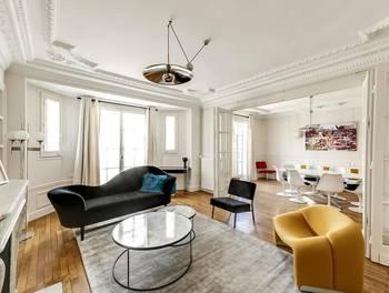 Appartement meublé 5 pièces 126 m2