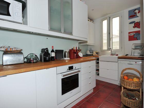 Vente appartement 6 pièces 136 m2