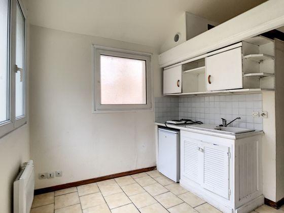 Location studio 14,85 m2 à Lille