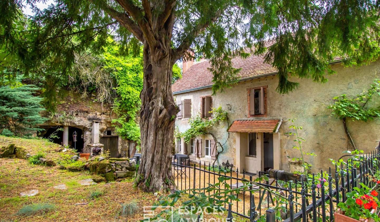 Maison avec piscine Saint-Epain