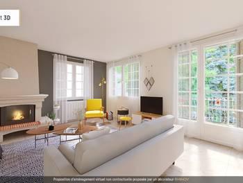 Maison 5 pièces 96,65 m2
