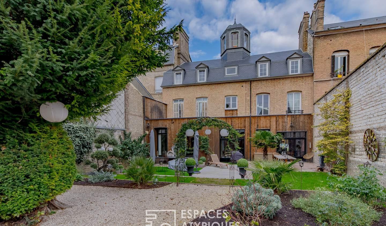 Maison avec terrasse Elbeuf
