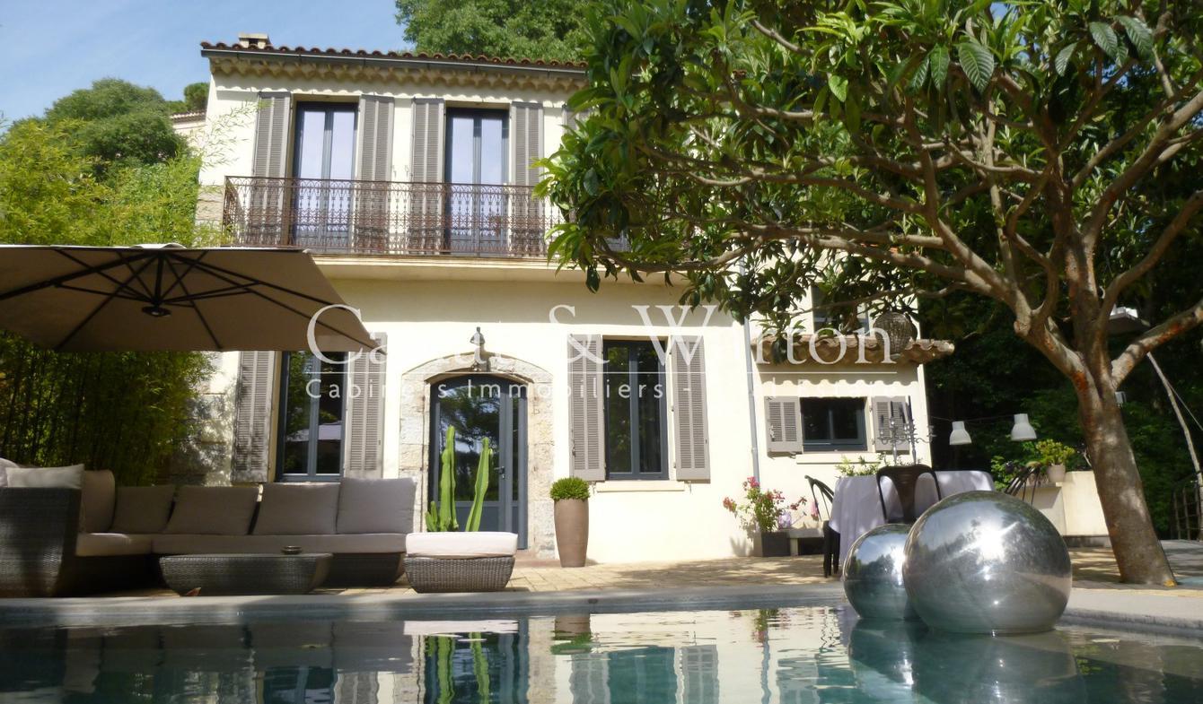 Villa avec piscine et terrasse Le Revest-les-Eaux