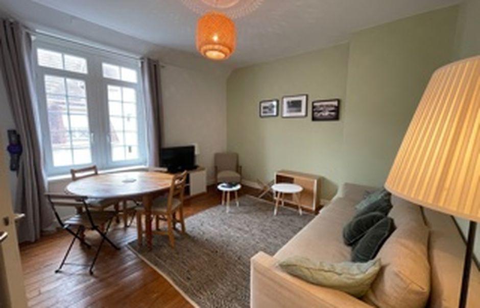 Location  appartement 2 pièces 35.6 m² à Le Touquet-Paris-Plage (62520), 705 €
