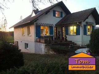 Maison Sermamagny