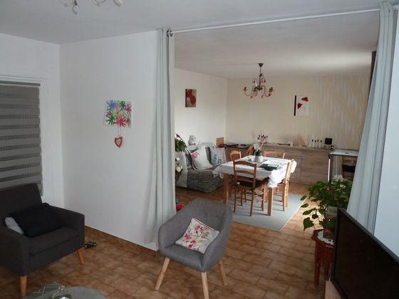 Vente appartement 4 pièces 82,11 m2