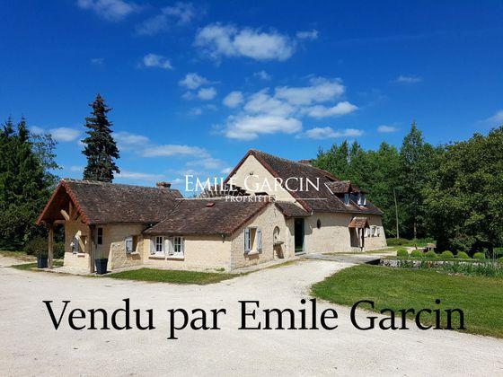Vente moulin 6 pièces 200 m2